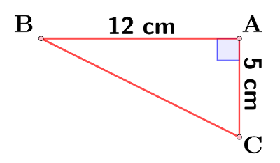 Theoreme De Pythagore Reciproque Triangle Rectangle